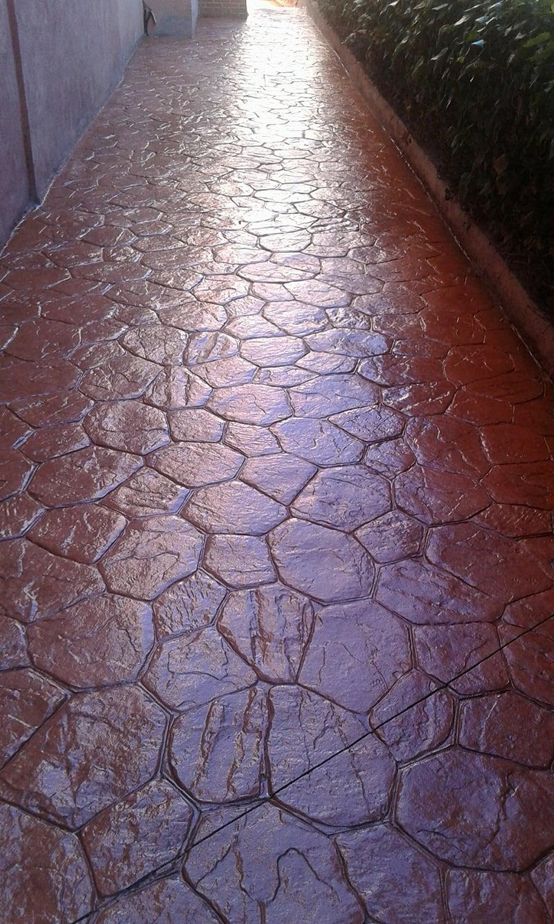 béton décoratif